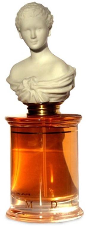 MDCI Porcelain Limoges Bust with Eau d Parfum fragrance of your choice.