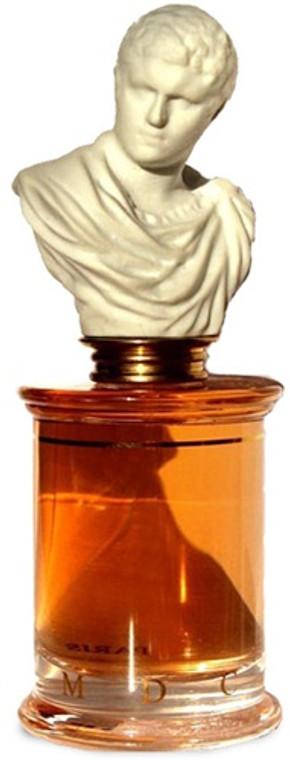 MDCI Porcelain Limoges Bust with  Eau de Parfum fragrance of your choice.
