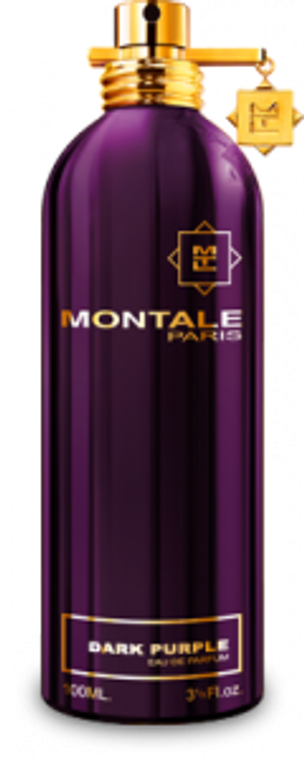 Dark Purple  Eau de Parfum Spray 100ml by Montale.