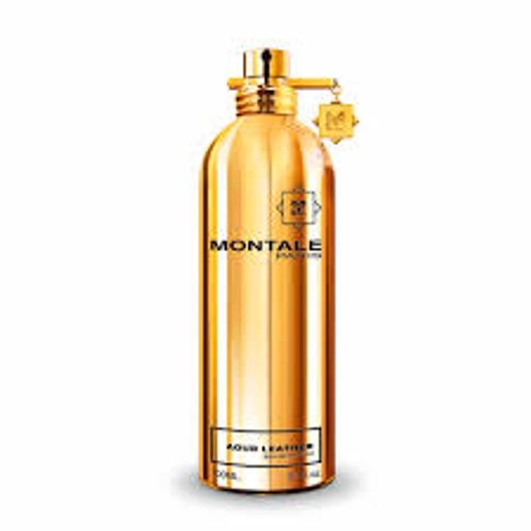 Aoud Leather Eau de Parfum Spray 100ml by Montale.