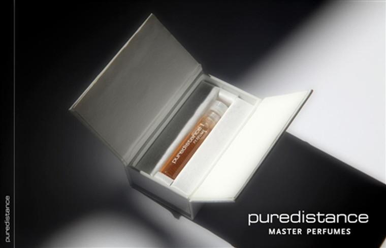 A Puredistance I Extrait Prepackaged Sample Mini Box 1ml or Black sample by Puredistance.