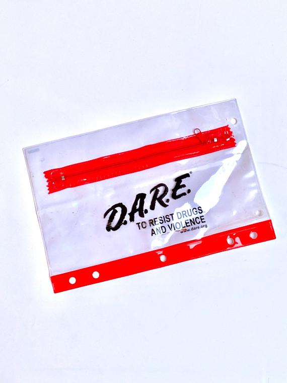 D.A.R.E PENCIL POUCH