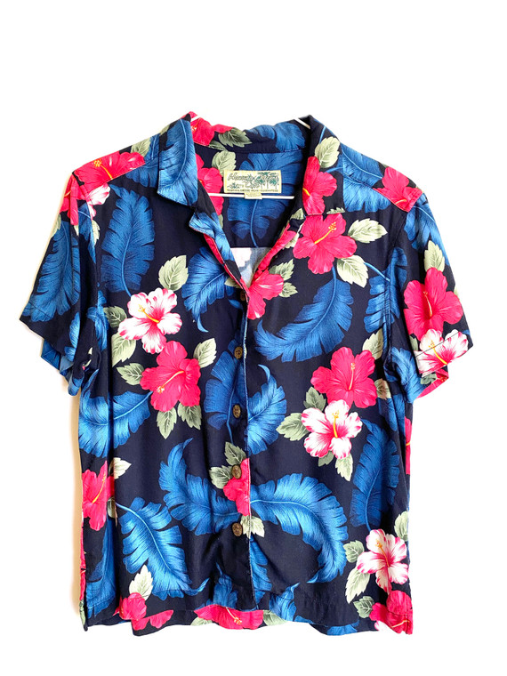 TROPICAL HAWIIAN SHIRT