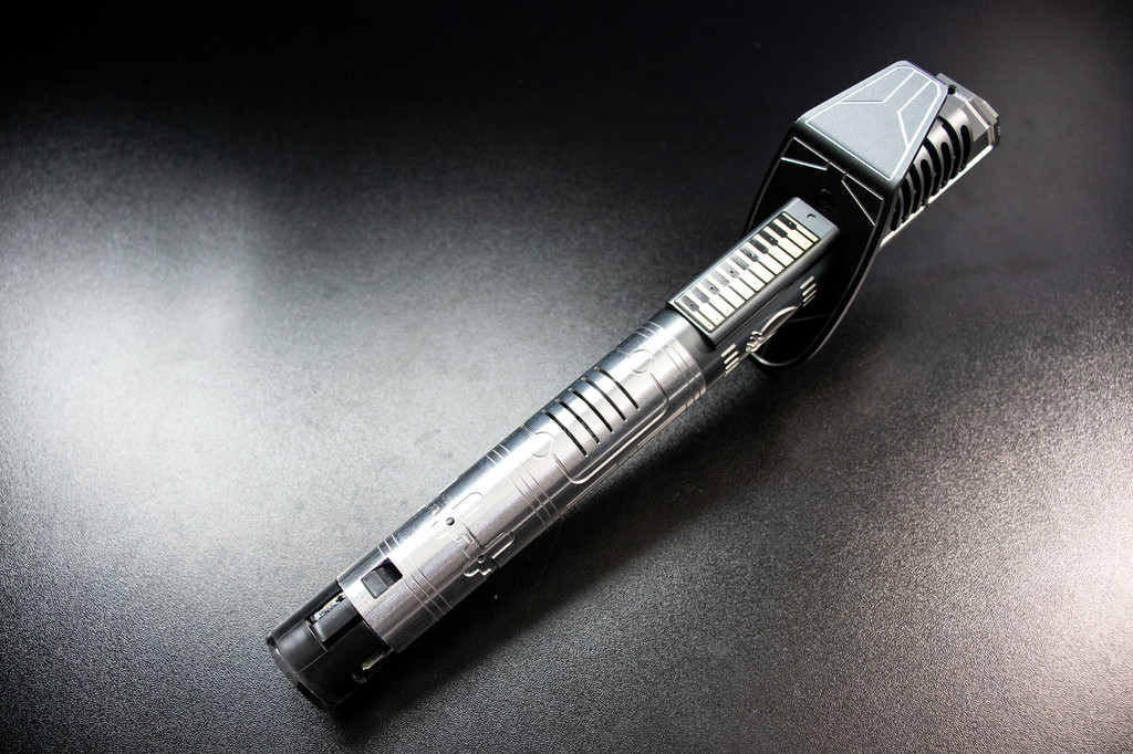 Pristine Ebon Razor, Inner Chassis with Black Gold Standard Switch