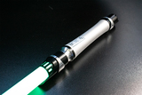 Blackout Torrent Smart Saber® with a white ION switch