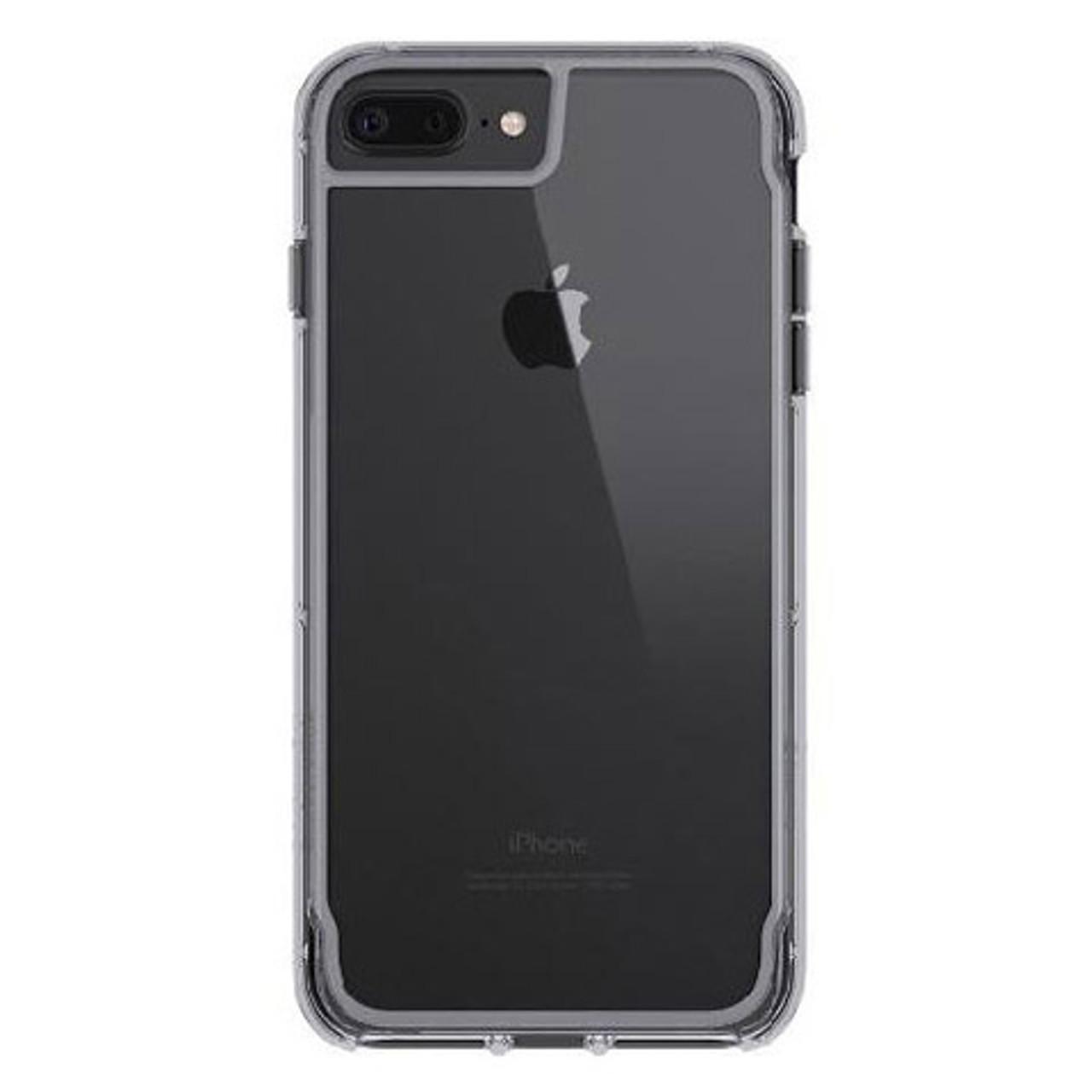hot sale online 0d85c fe461 Griffin Survivor Clear Case iPhone 7+ Plus - Black/Smoke