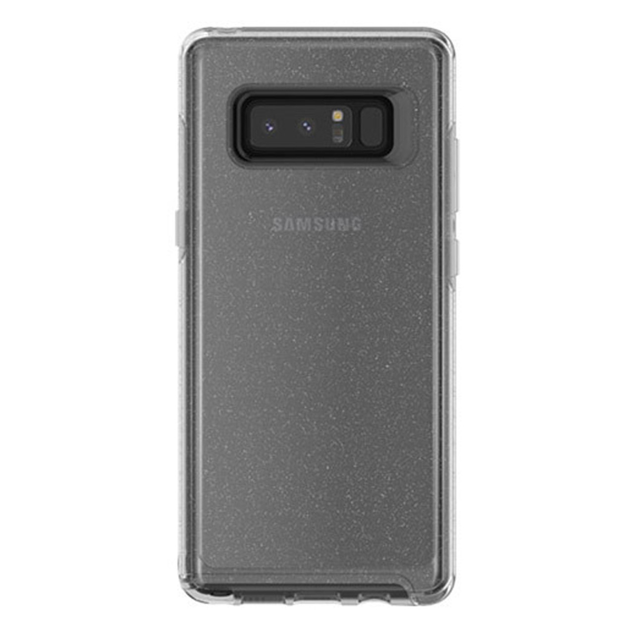 hot sales 0a7fe 54d34 OtterBox Symmetry Clear Case for Samsung Galaxy Note 8 - Stardust