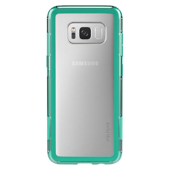 huge discount 84143 2d470 Pelican ADVENTURER Case Samsung Galaxy S8+ Plus - Clear/Teal