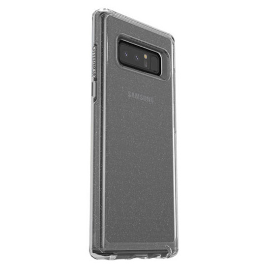 hot sales 77b27 e4e33 OtterBox Symmetry Clear Case for Samsung Galaxy Note 8 - Stardust