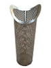 Trench Drain Strainer Insert with curved lip