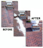 Get rid of rooftop grease