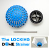 Locking Dome Strainer Kit - 2 inch