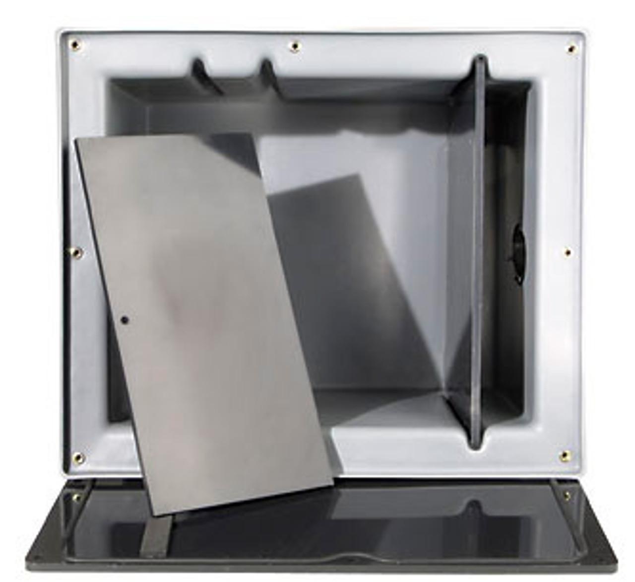 Ultra-Compact Grease Interceptor 4 GPM