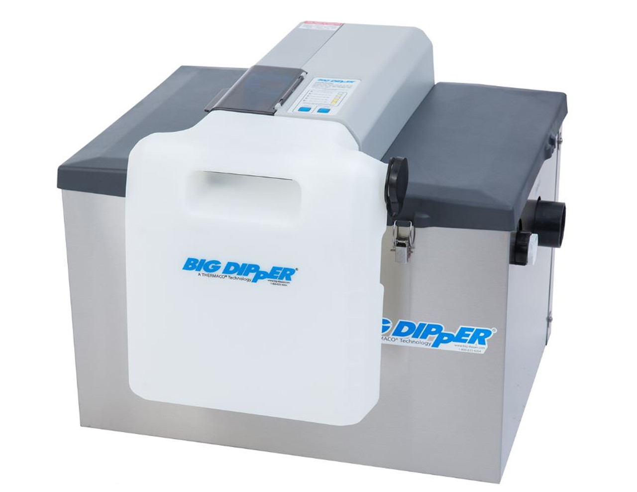 Big Dipper W250-IS Automatic Grease Trap (25 GPM)