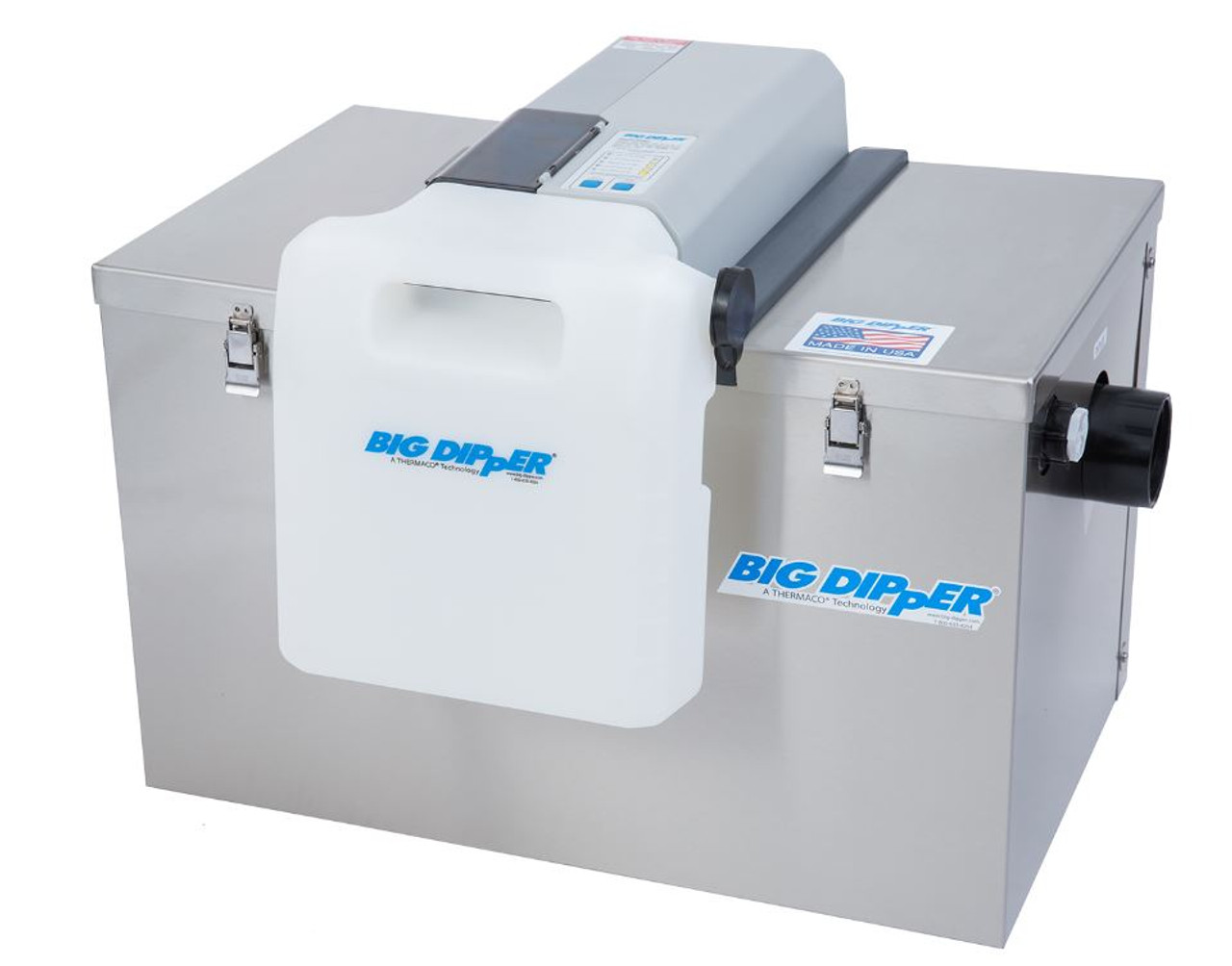 Big Dipper W350-IS Automatic Grease Trap (35 GPM)