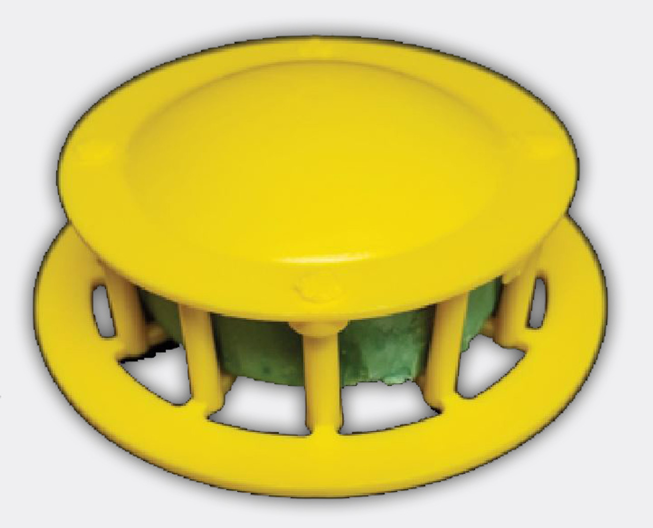 FloorSink DEFENDER (puck with plastic dome)