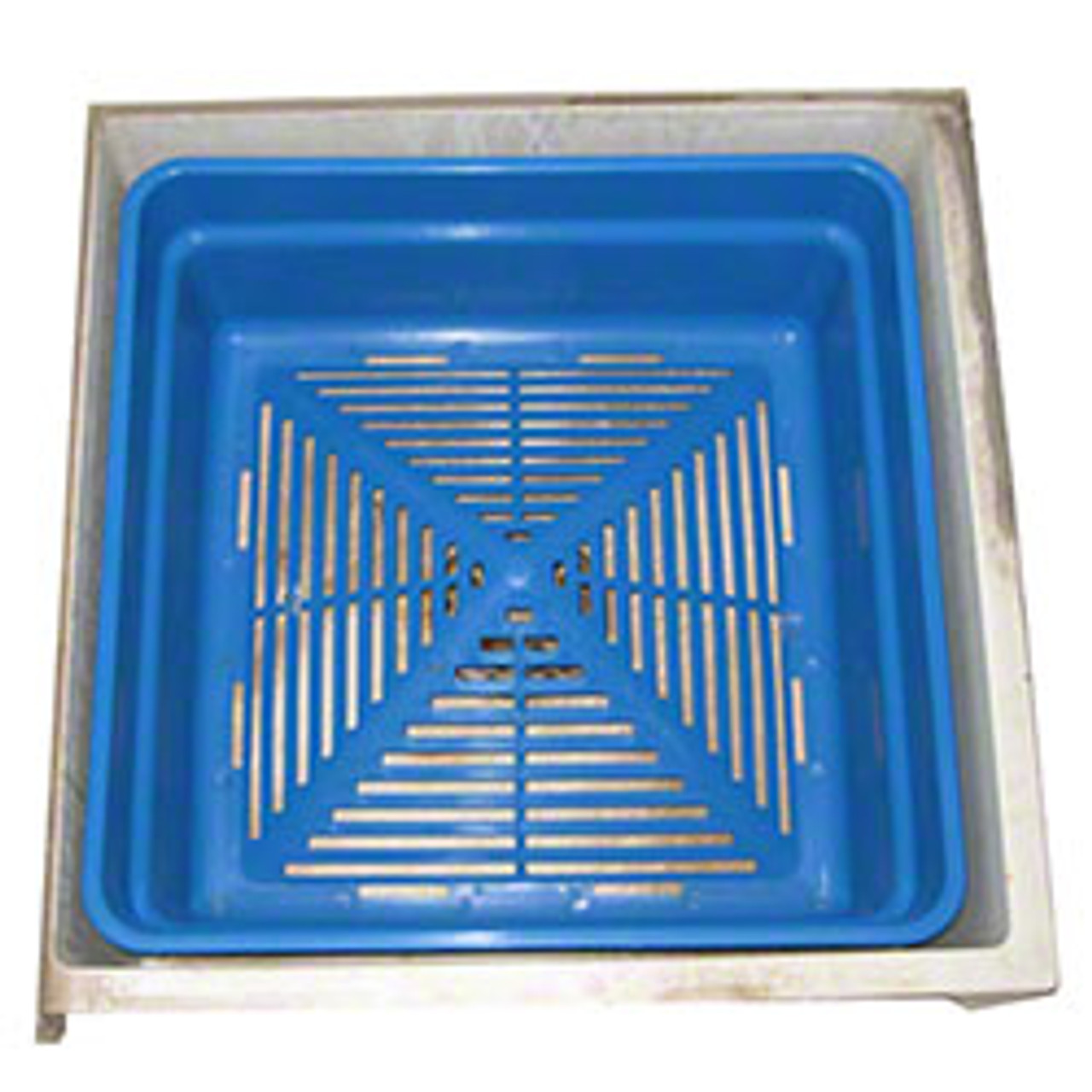 Commercial Mop Sink Basin Strainer w/ Filters