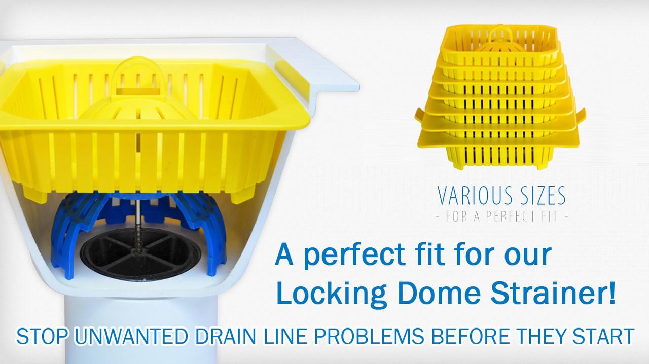 6 inch Domed Safety Basket