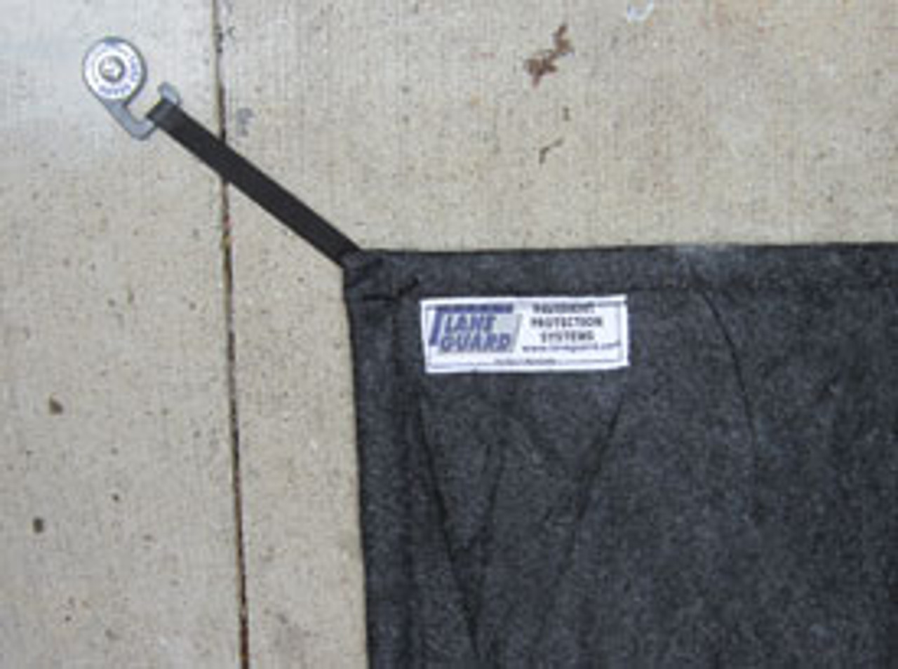 Pavement Protection Pad - Grease Absorber 4x8 foot