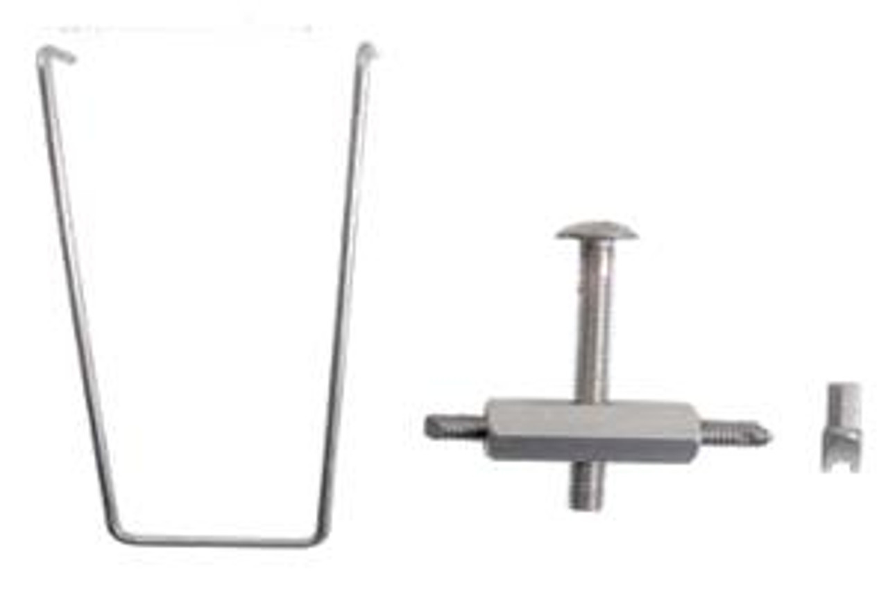 Every Lock and Stop purchase includes an installation tool and a spanner bit.