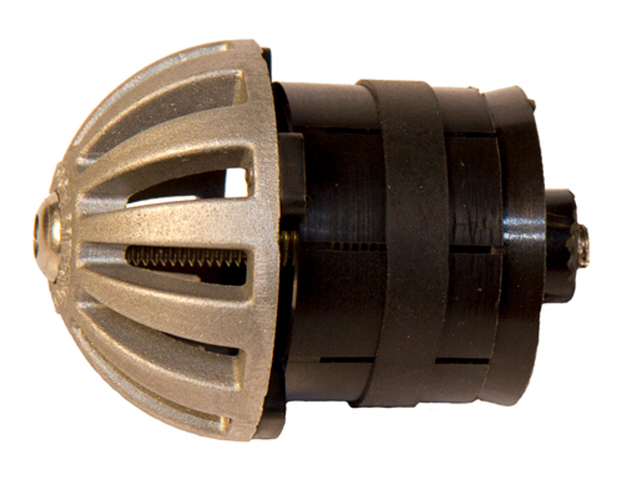 """Guardian Dome Strainer that locks for 2"""" drains"""