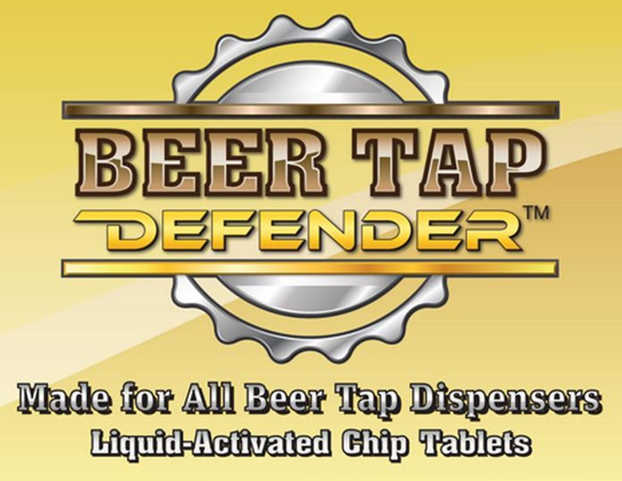 Beer Tap Defender (16-pk) drip tray deodorizer