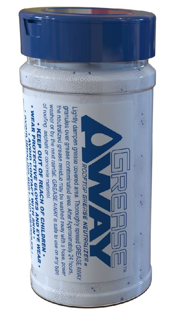 Grease Away Rooftop and dumpster Grease Neutralizer