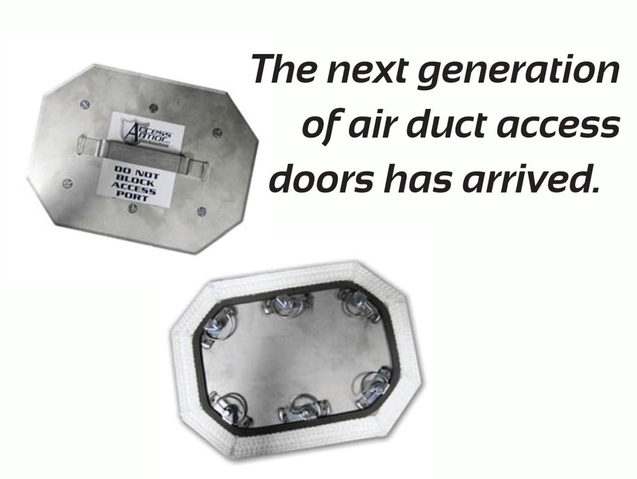 "Access Armor 9"" x 12"" UL Duct Access Door"