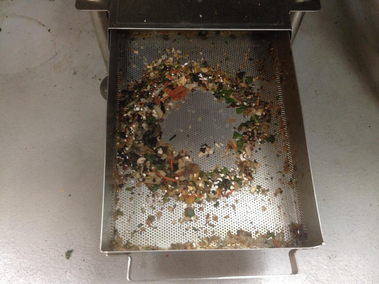 Customized Food Scrap Collector