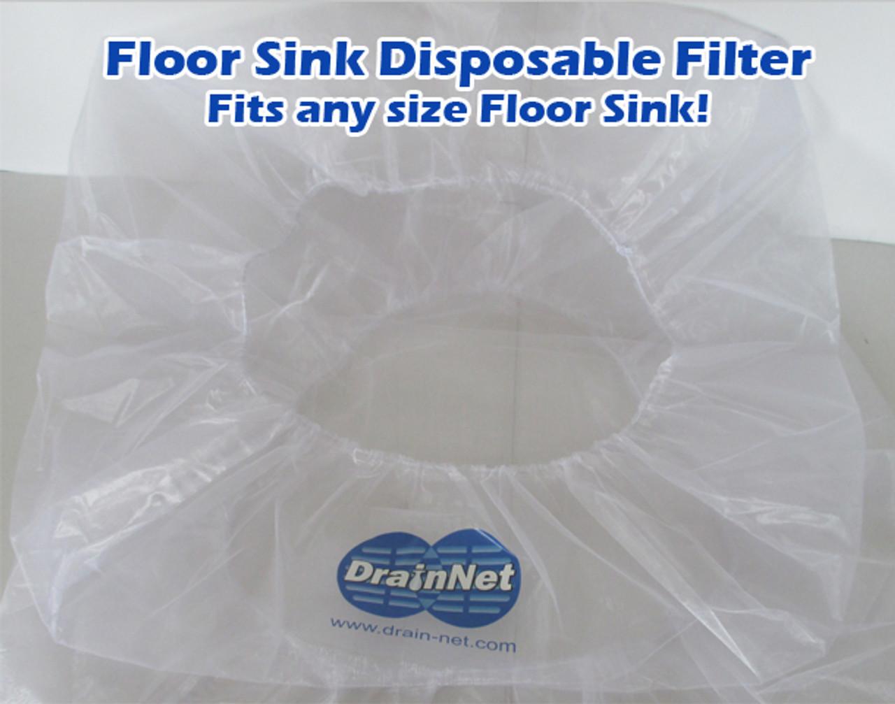 Replacement Floor Sink Basket Filter