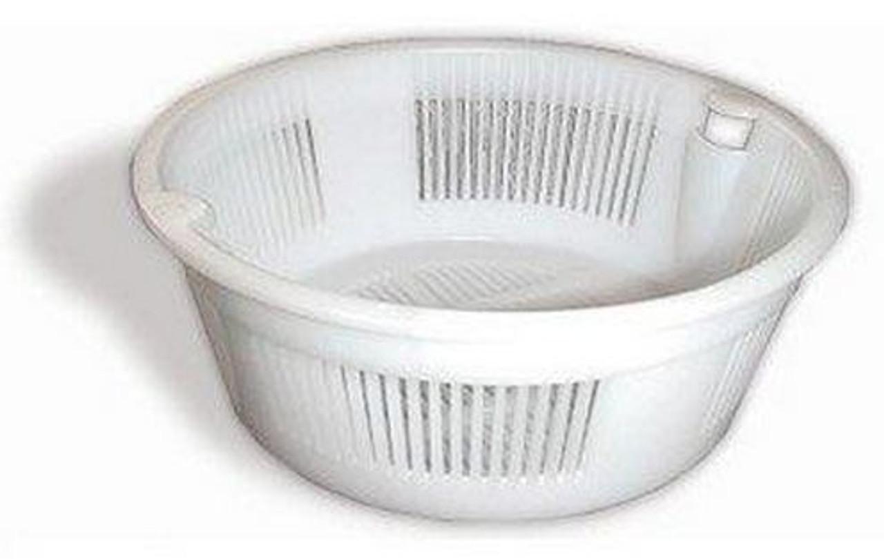 Round Floor Sink Strainer Basket 6.5 inch