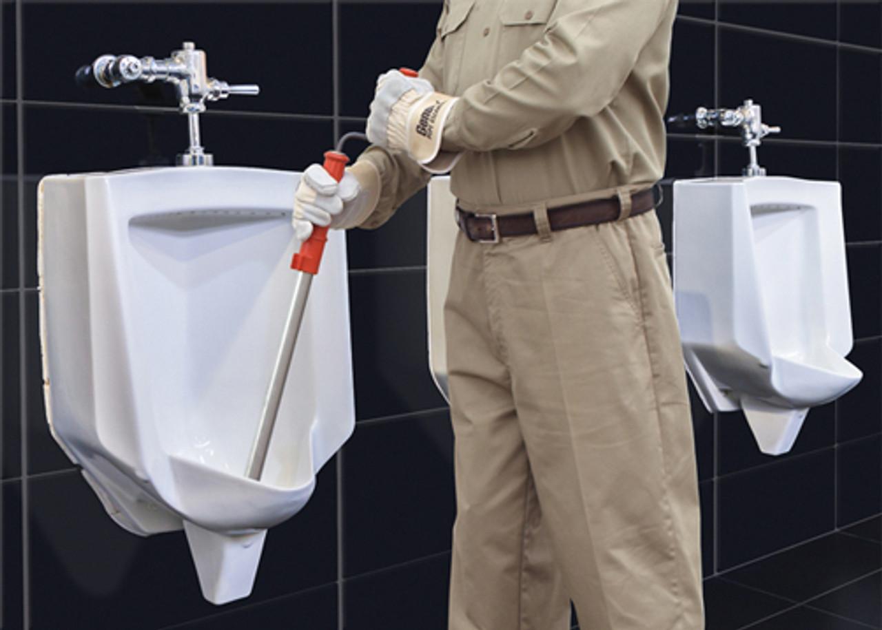 Telescoping  Urinal Auger