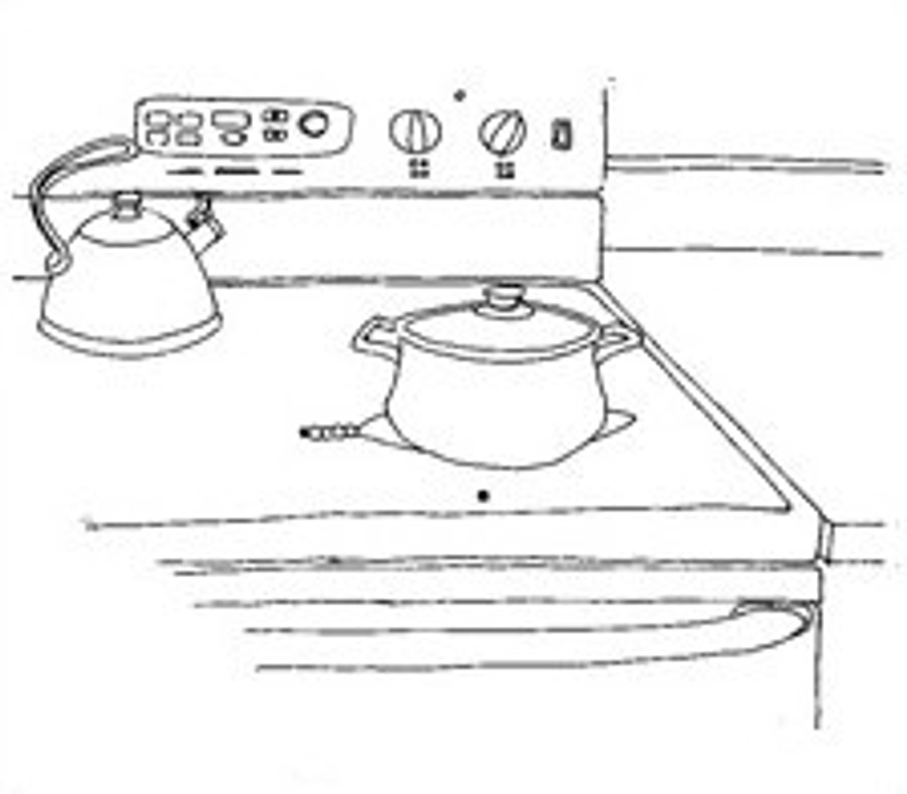 Cooking Wand - Boiling Pot Overflow preventor