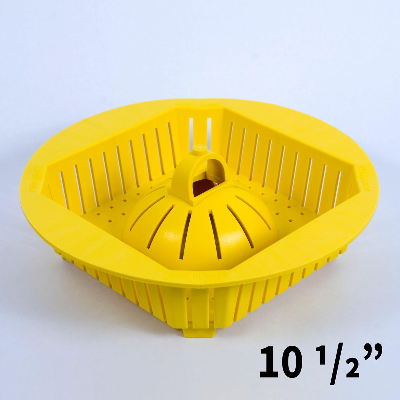 Round Domed Floor Sink Baskets