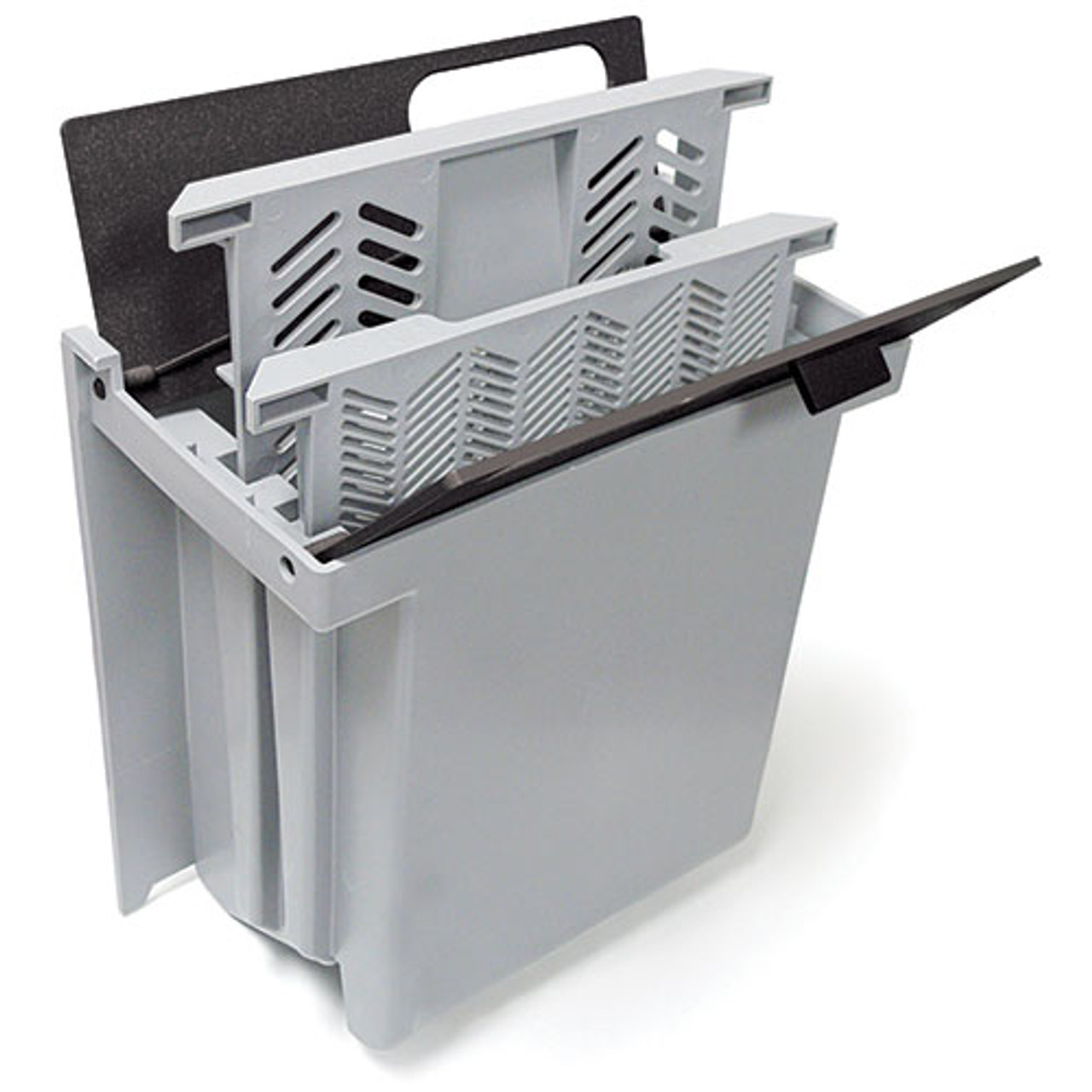 Solids Basket Accessory for Grease Traps