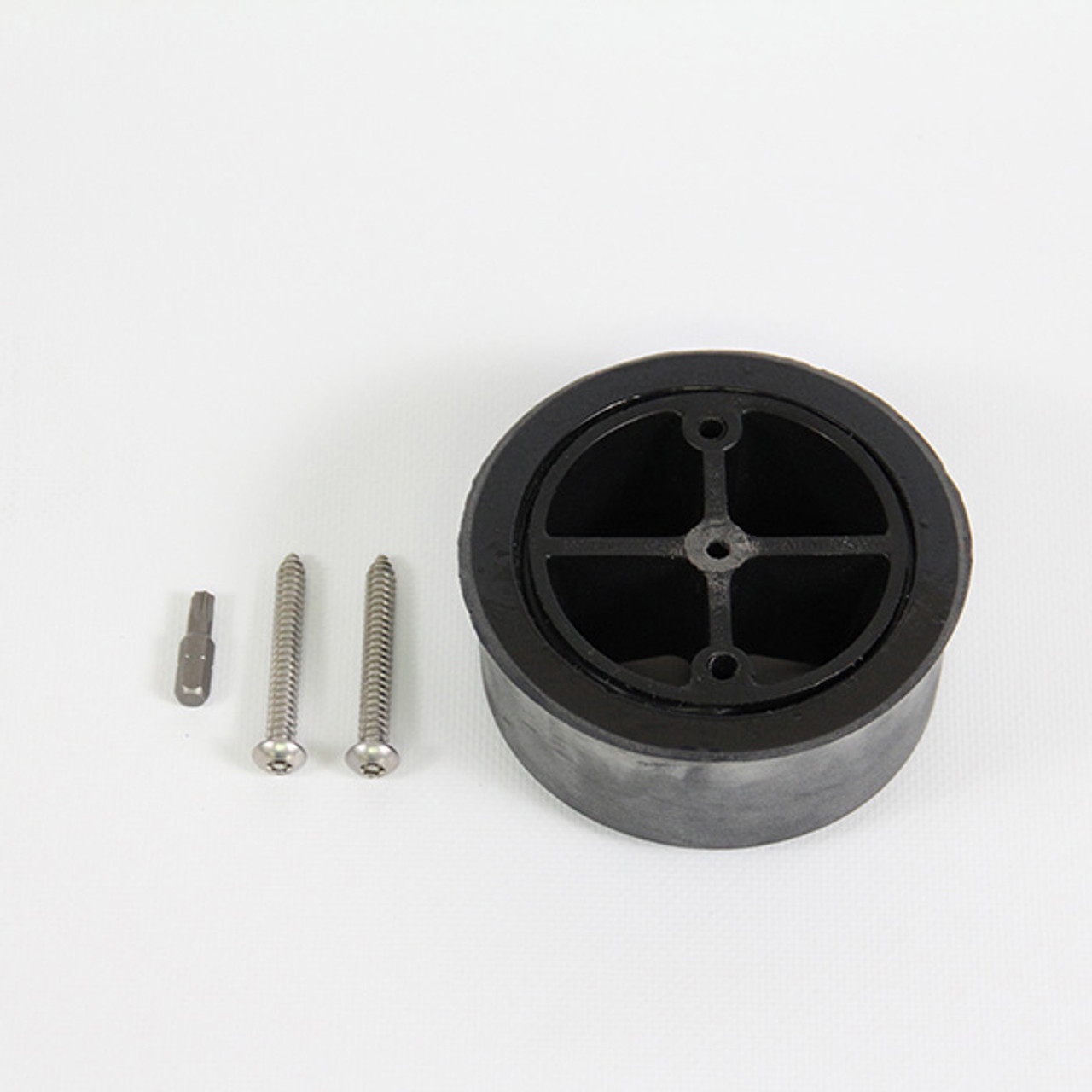 "3 ½"" Cross Strainer™ Permadrain for floor drains"