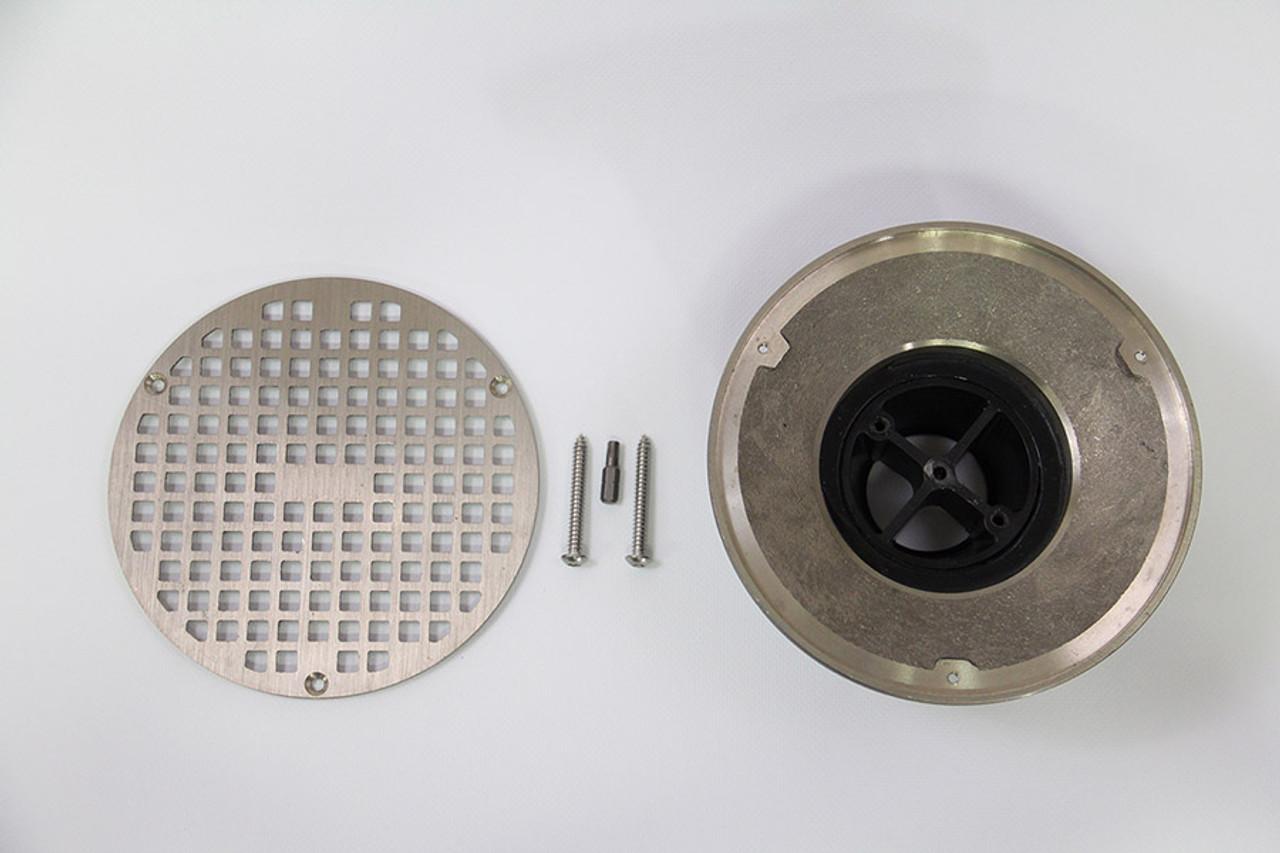 Drain Lock Cross Strainer for floor drains