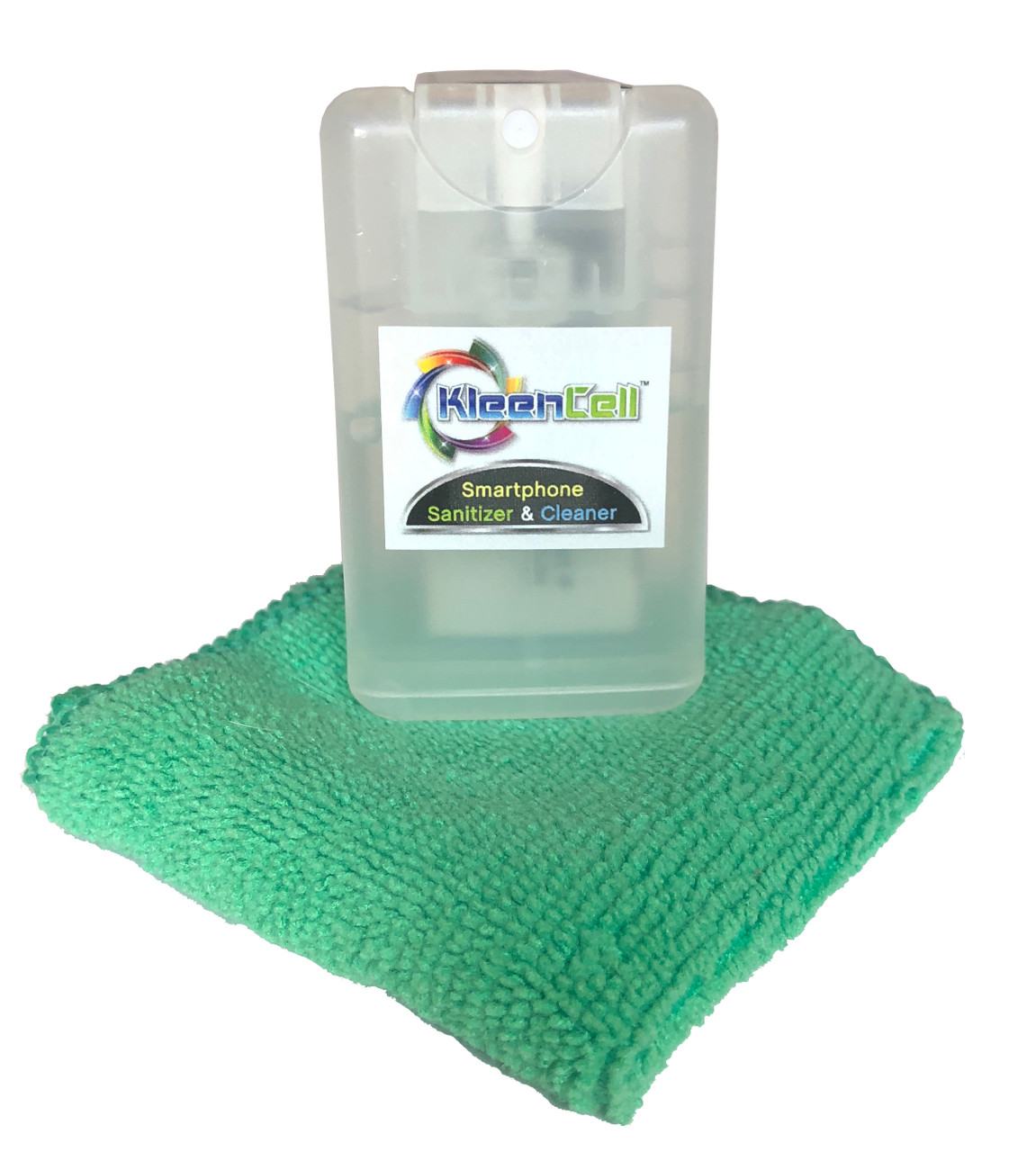 KleenCell - Screen & Cell Phone Cleaner Kit – All Organic Formula Safe for Smartphones, Eyeglasses and Gadgets
