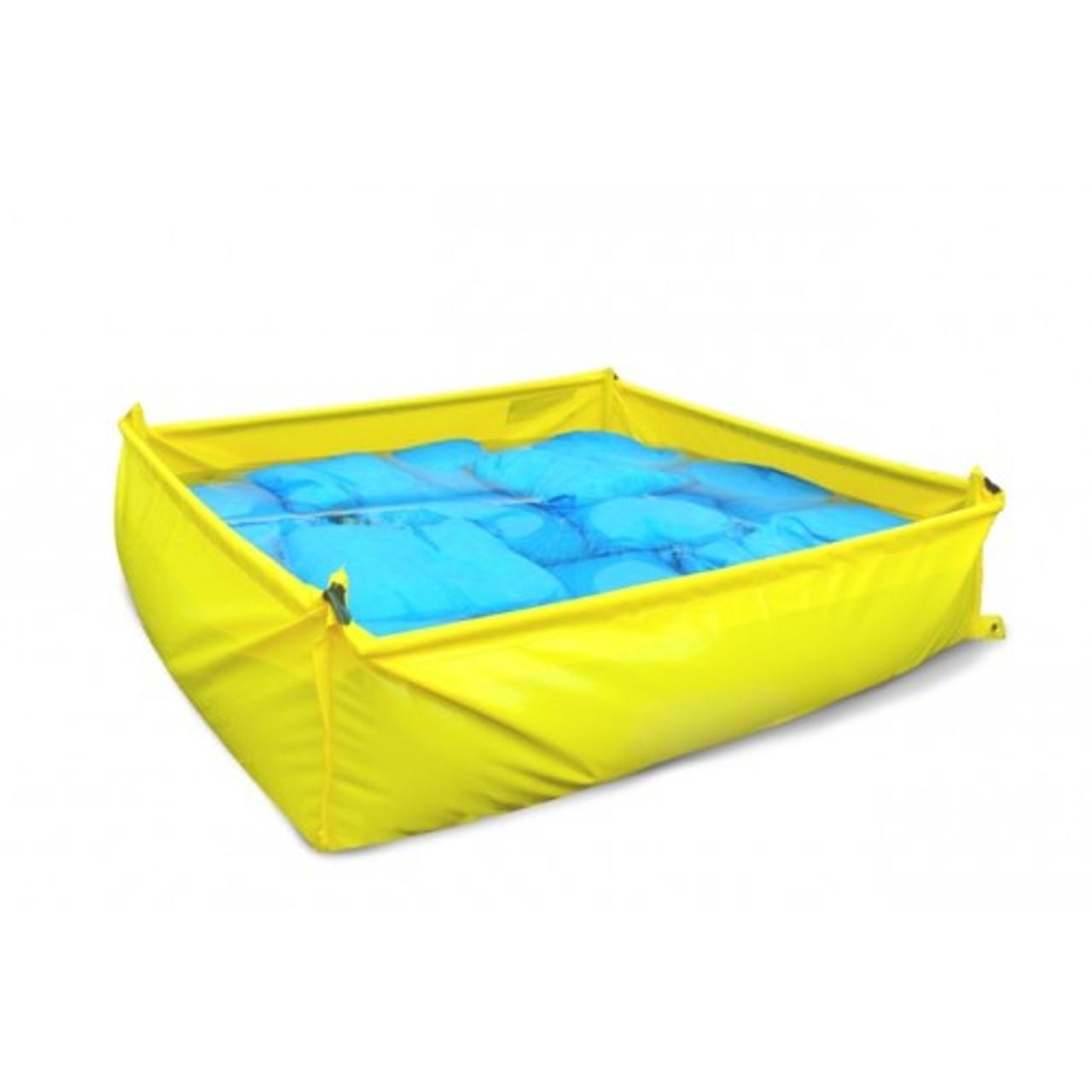 Optional Staging Pool for Ultra-Aqua Bag