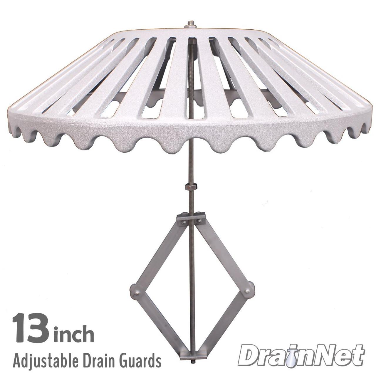 Adjustable Drain Guards - 13 inch (ADG‐1045)