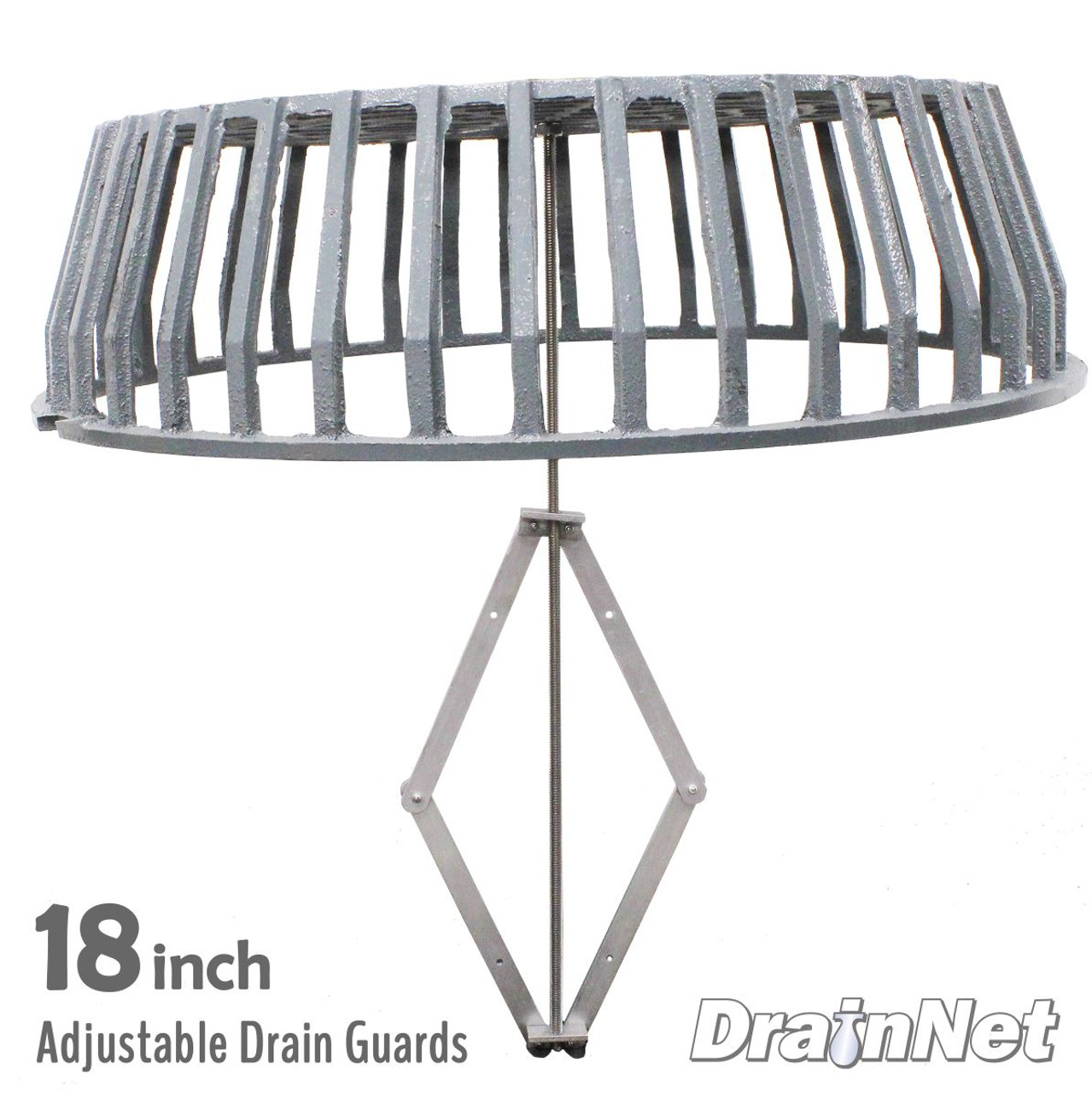Adjustable Roof Drain Guards - 18 inch (ADG‐1047)