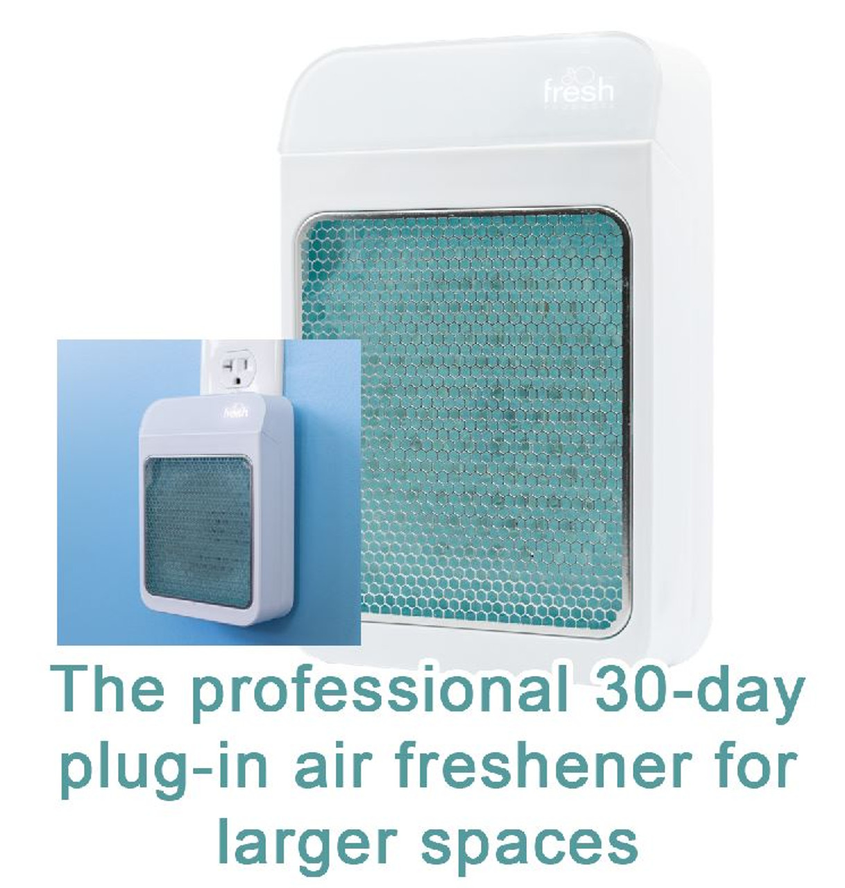 ourfreshe plug-in air freshener for larger rooms