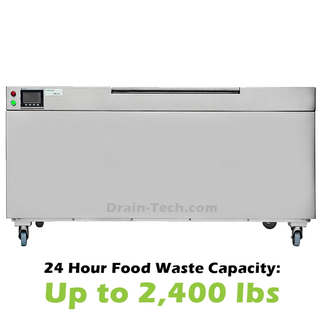 Sequoia food waste bio digester