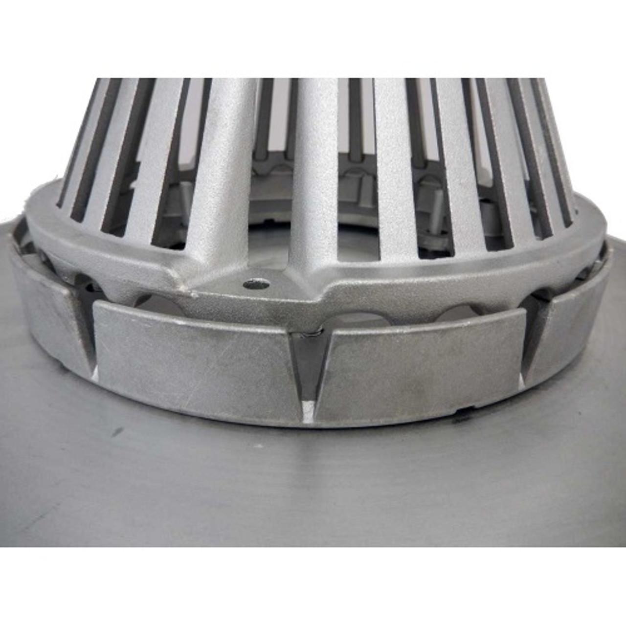 """Aluminum Retrofit Roof Drain 6"""""""