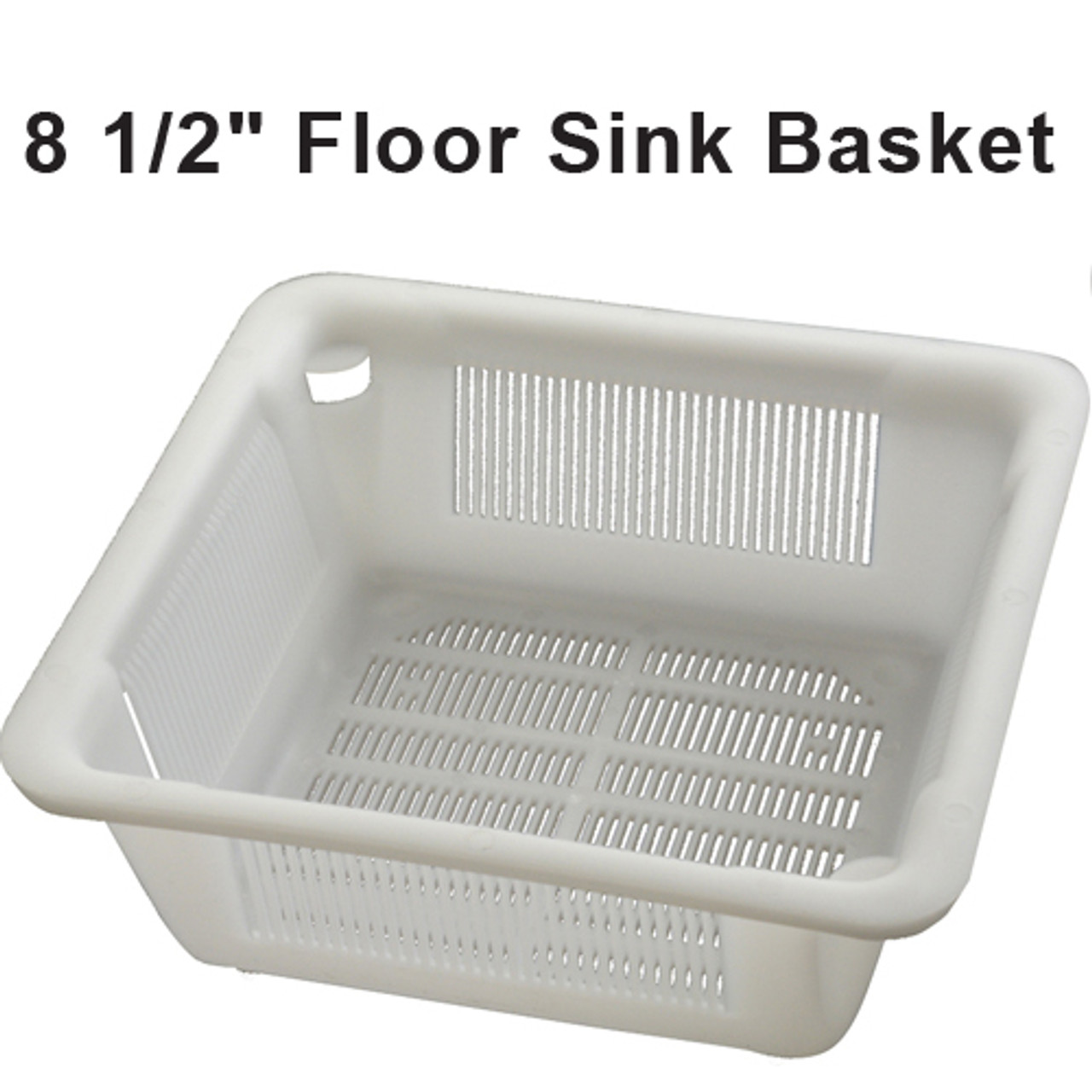 Floor Sink Basket 8.5 inch