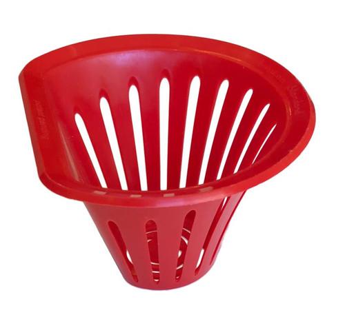 Red Urinal Basket Strainer