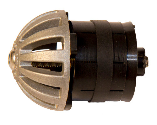"Guardian Dome Strainer that locks for 2"" drains"
