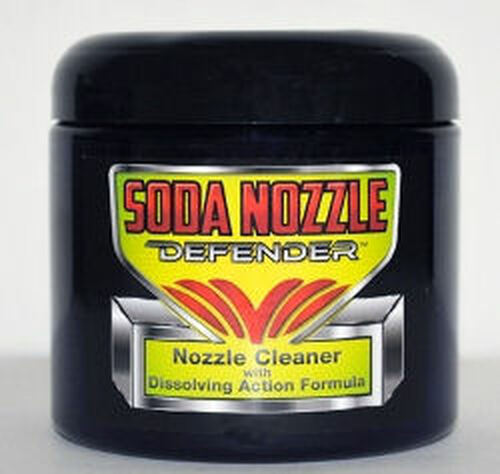Soda Nozzle Defender - Nozzle Cleaner with Dissolving Action Formula