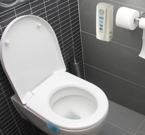 FreshSeat Foam Dispenser - Get Clean Public Toilet Seats!