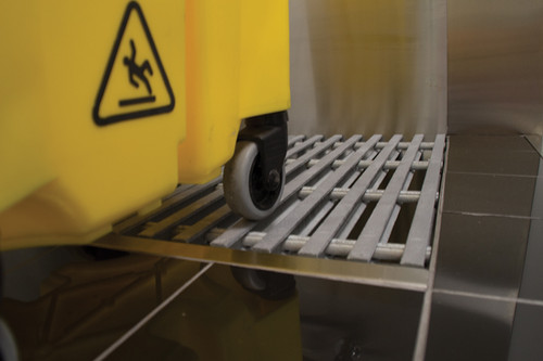 Flush-Mount Mop Sink